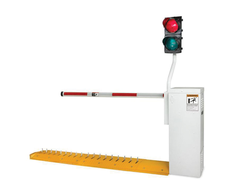Barrier Gate 1603 AutoSpikes