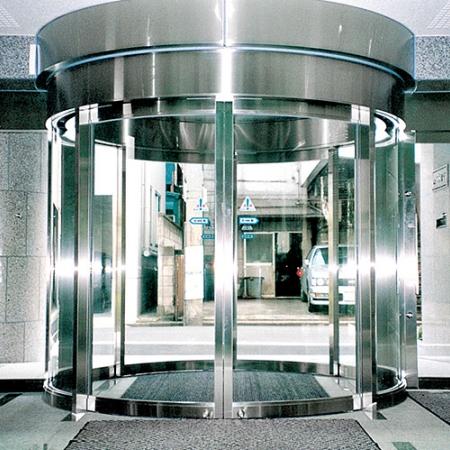 Circular Automatic Door EU Circular Door Operator