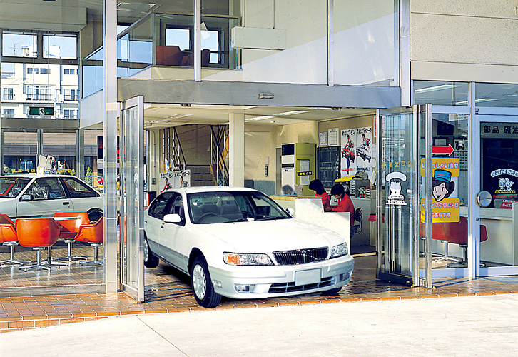 Wide-open Automatic Door BO-1 Wide-open Door Operator